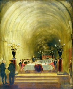 Jones_Banquet-in-Thames-Tunnel-held-on-10th-November-1827